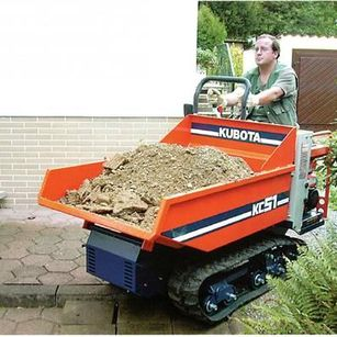 kubota track carrier