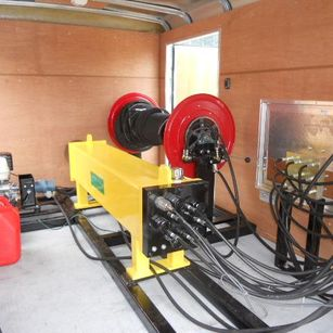 unified hydraulic jacking system